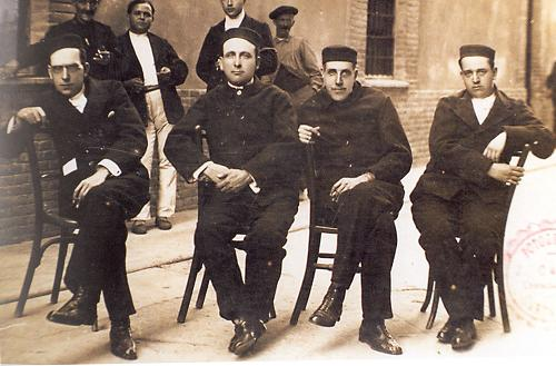 1917 5 -anguiano, saborit, besteiro y largo caballero