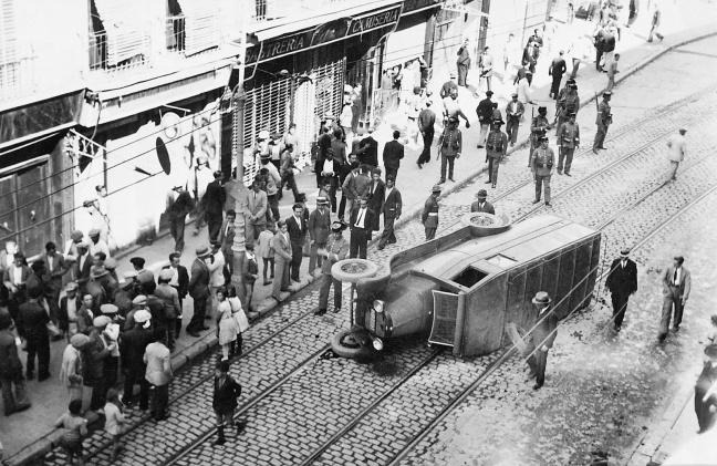 Vaga general Espanya 1917