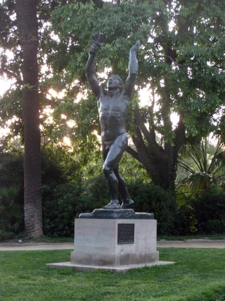 Monument als Voluntaris Catalans