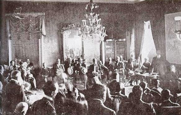 assemblea de Parlamentaris a Barcelona