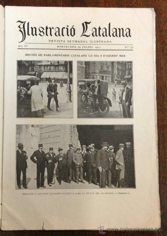 Assemblea Parlamentaris-Iustració Catalana