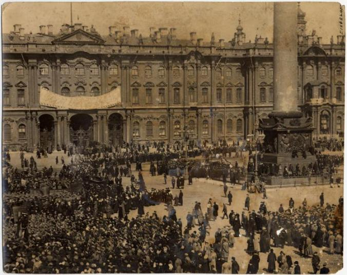 May_Day_1917_at_the_Winter_Palace_Saint_Petersburg_Russia