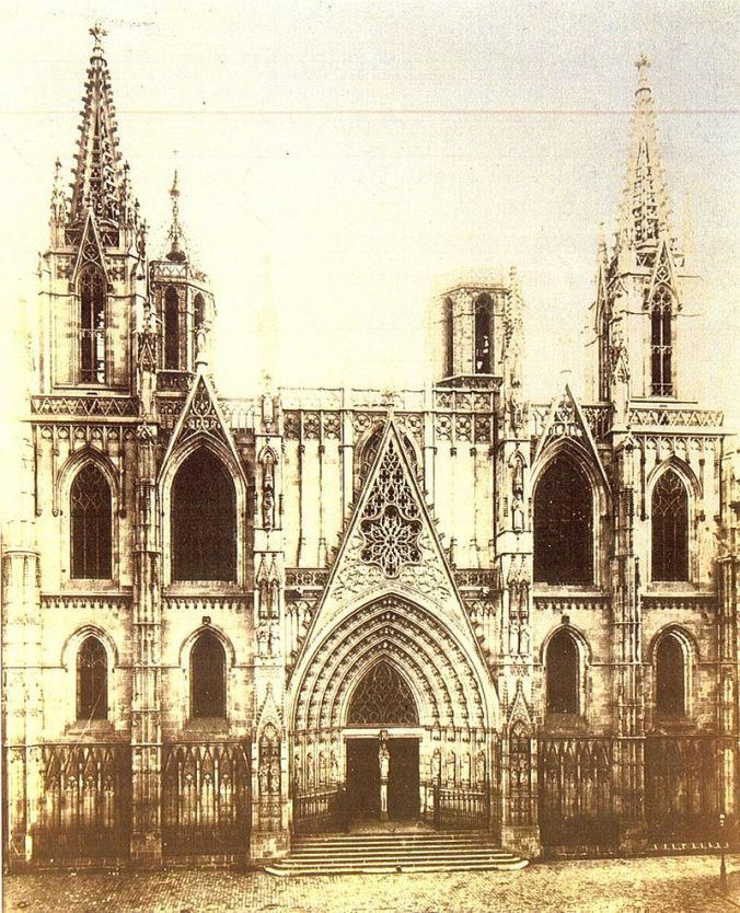 Catedral BCN-1900