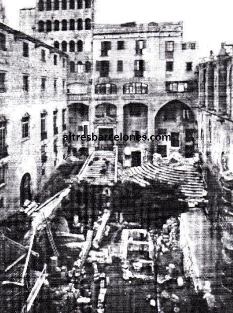Dani Cortijo Plaça del rei 1935