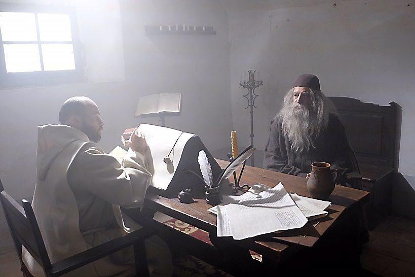 Tractament Historia Cinema_Jo, Ramon Llull (2016), Joan Gallifa i Antoni Tortajada