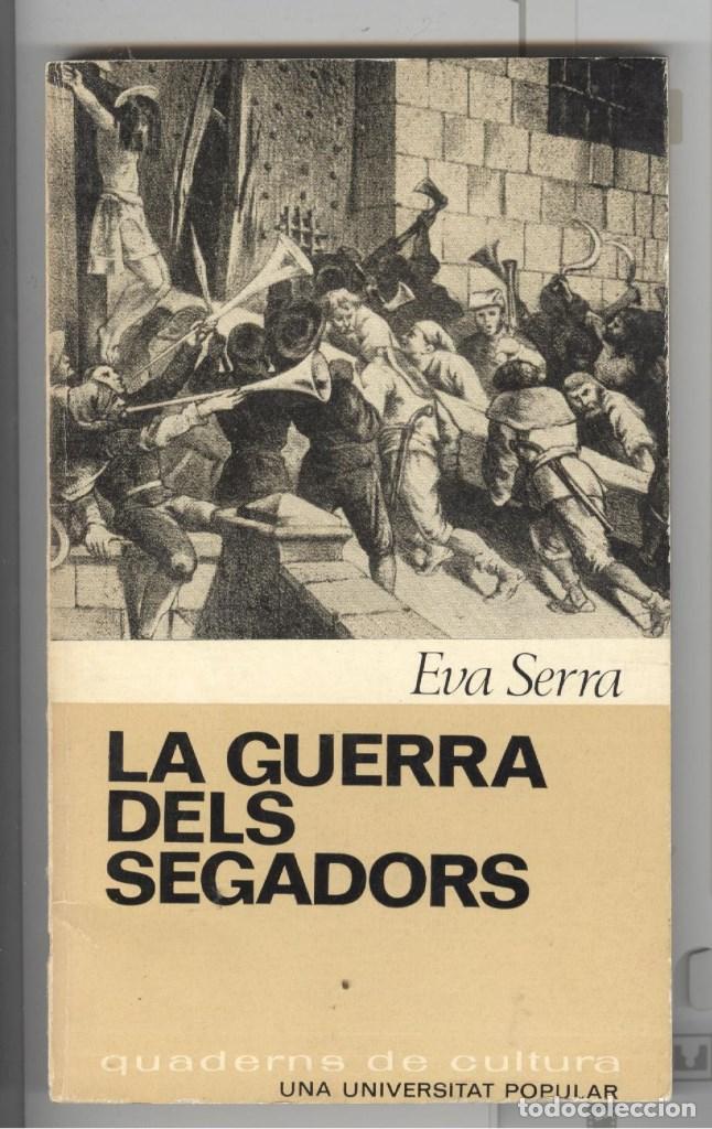 Eva Serra la Guerra dels Segadors