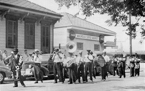 Historia Jazz 2 bandas-n-orleans