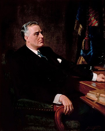Neoliberalisme Franklin Delano Roosevelt