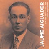 Jaume Aiguader portada Lletres