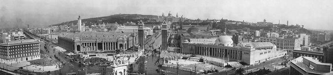 Expo Barcelona Panorama.1929.ws