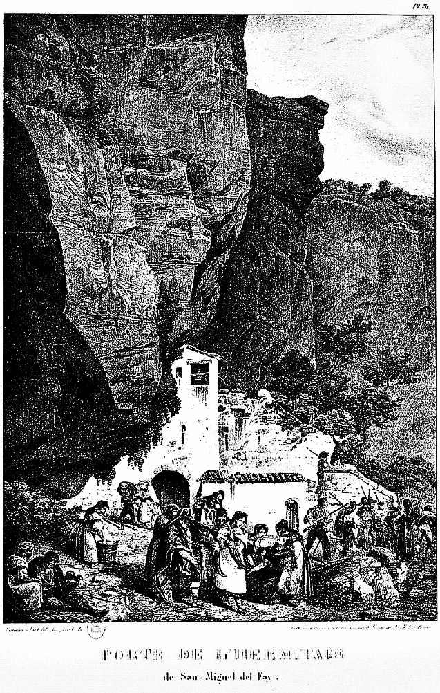 Guerra del Francès_Sant Miquel del Fai, 1808